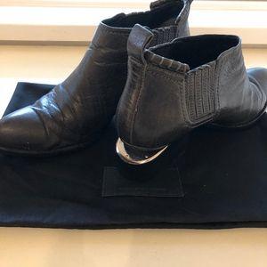 Alexander Wang Kori Grey Boots